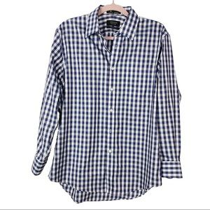 🐢NORDSTROM button down long sleeve, wrinkle free
